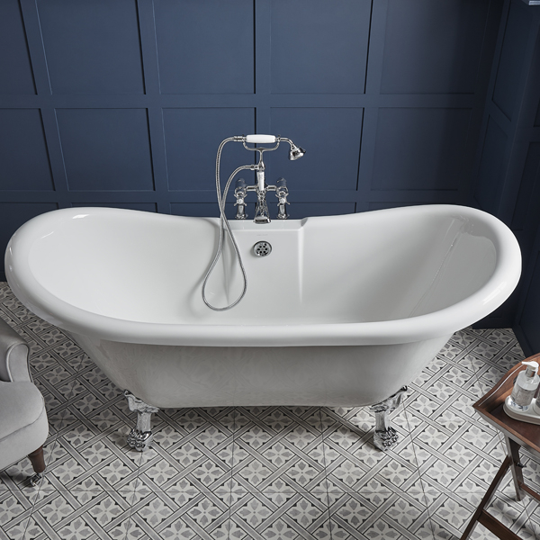 LAURA ASHLEY BATHROOM
