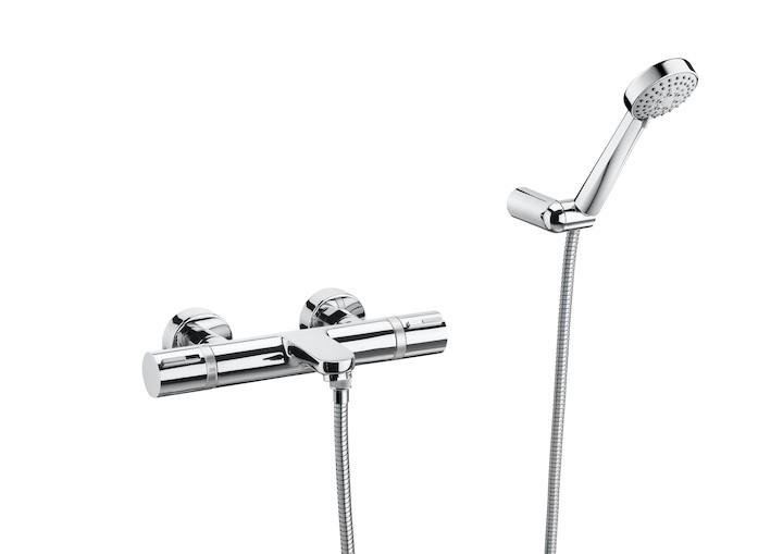 ROCA T-1000 Bath-Shower Mixer