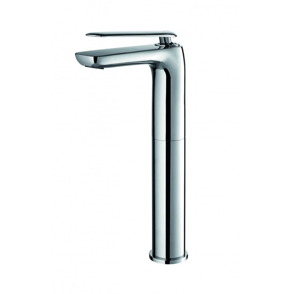 FLOVA Allore tall basin mixer with clicker waste set  ALTBAS