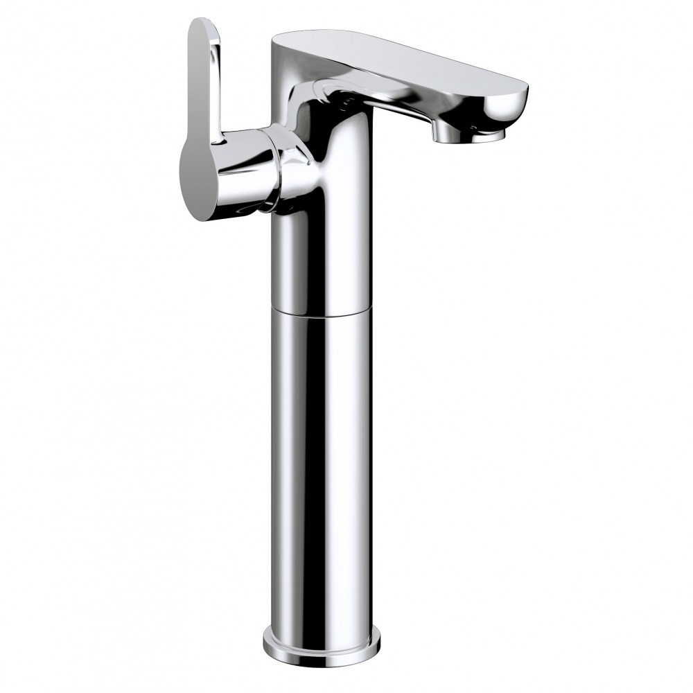 PURA - Echo Tall Single Side Lever Basin Mixer
