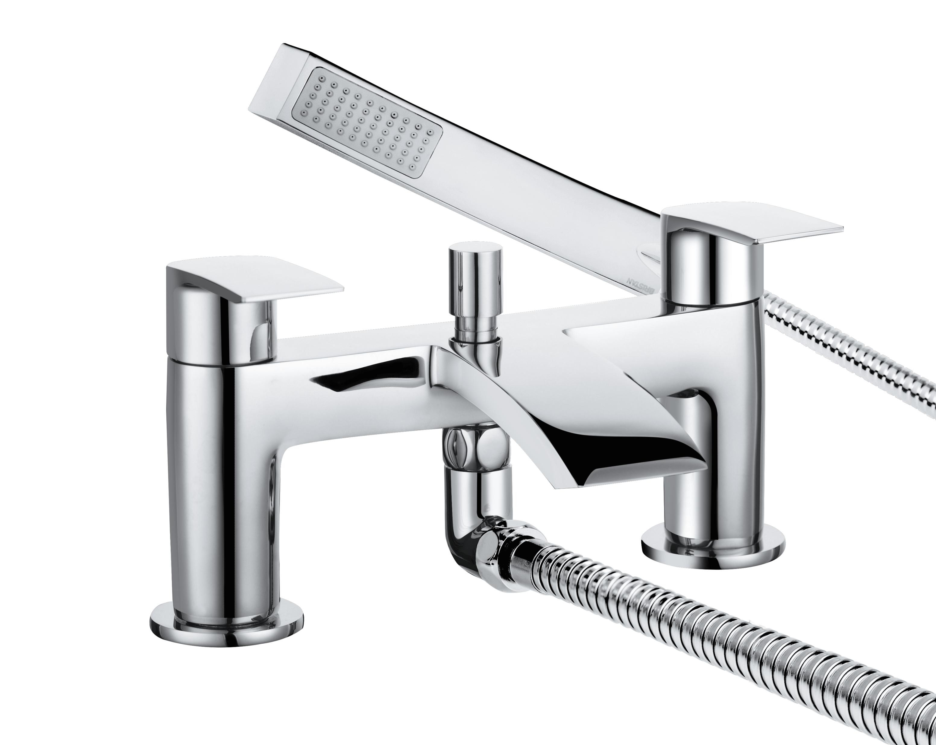 BRISTAN Glide Bath Shower Mixer Chrome