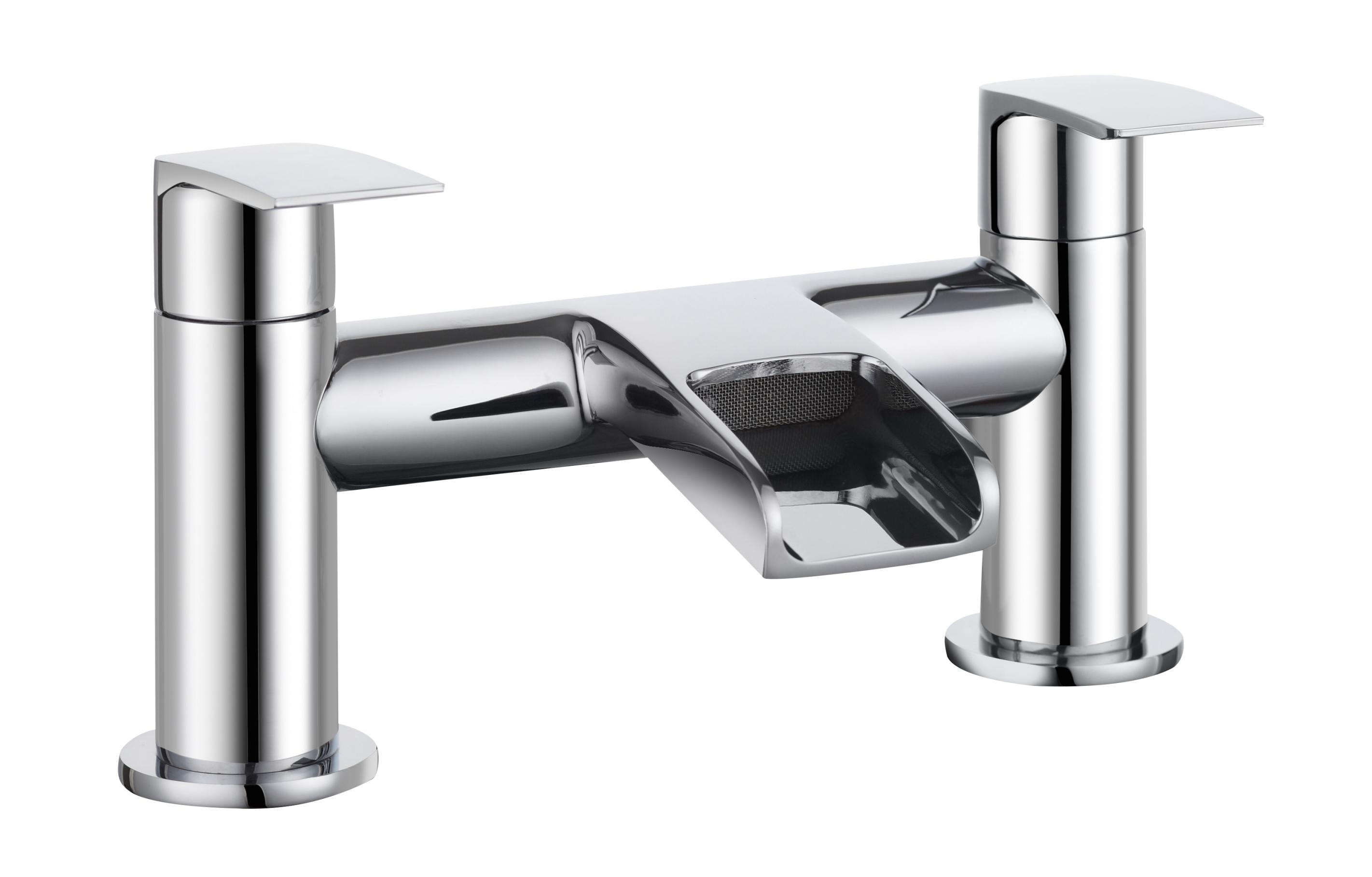 BRISTAN Glide Waterfall Bath Filler Chrome