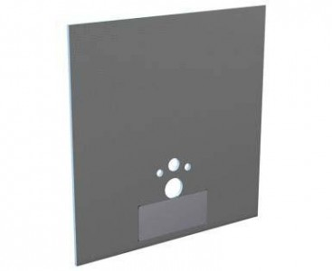 Wedi I-Board Plus WC dry wall installation cladding for plaster and mosaic  [073964222]