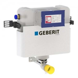 Geberit Kappa 15cm Concealed Dual Flush Cistern [109205001]