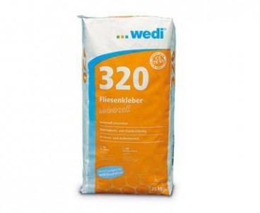 Wedi 320 Tile Adhesive  [110025320]