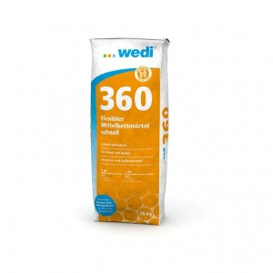 Wedi 360 Rapid Tile Adhesive  [110025360]