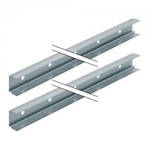 Geberit System Rail - System Rail. 2 x 3m Lengths [111878001]