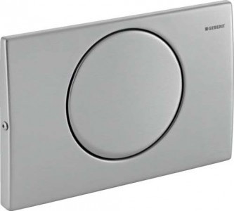 Geberit Brushed Stainless Steel [115101001]