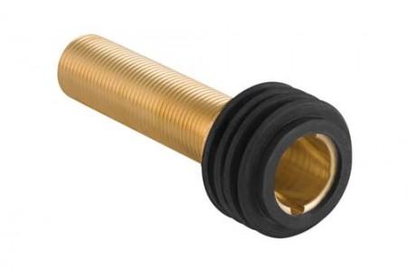 Geberit Flush Bend Extension Flush bend extension brass [119702001]