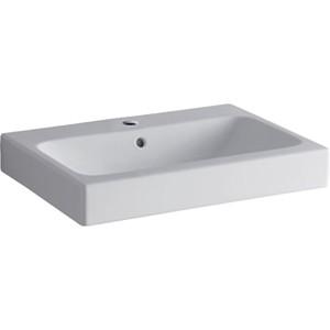 Geberit iCon Basin 60cm No tap hole - White [124063000]