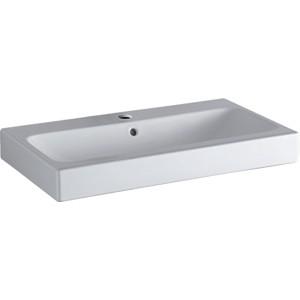 Geberit iCon Basin 75cm No tap hole - White [124078000]