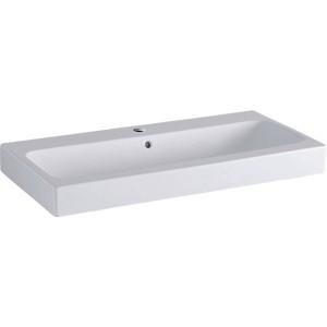 Geberit iCon Basin 90cm No tap hole - White [124093000]