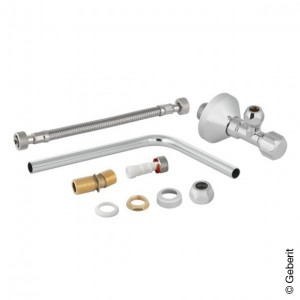 """Geberit Water supply side connection set 3/8""""  [131071211]"""