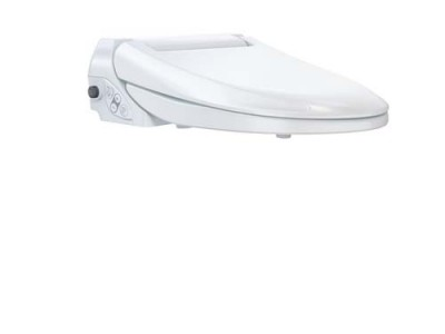 Geberit Seat and cover with adjustable jet spray and air purification - White [146132111]
