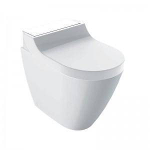Geberit AquaClean Enhancement Solutions - Tuma Comfort Floorstanding Complete Set - White Alpine [146310111]