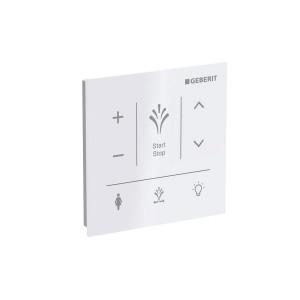 Geberit Sela Wall Panel Control [147041SI1]