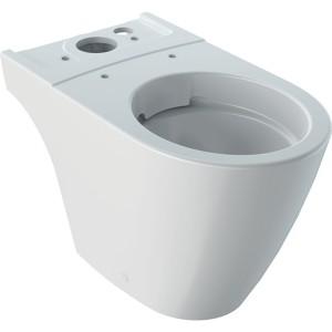Geberit iCon Rimless close coupled WC pan - White [200460000]