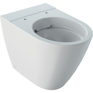 Geberit iCon Rimless back to wall pan - White [214020000]