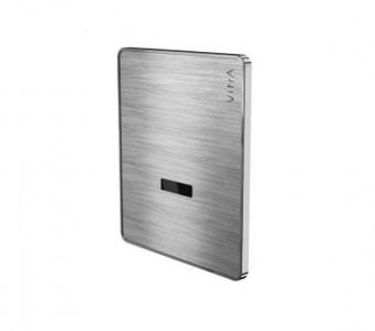 Vitra Infrared Electronic Urinal Flush - Battery - Chrome [3112920]