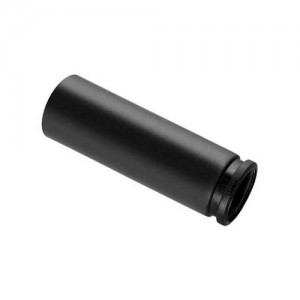 Geberit Connectors - HDPE connector bend 90 degree with coupling and ring seal socket [366061161]