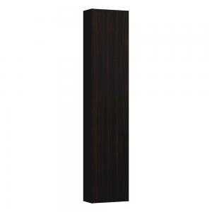Laufen 4026511102631 Pro S Slim 165cm Tall Left Hinge Cabinet with Reduced Depth - Dark Elm