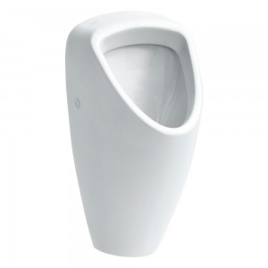 Laufen Caprino Plus Concealed water inlet with electronic control system (mains operated) - White [420650004071]