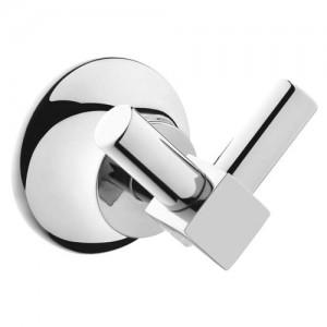 Vitra Juno Double Robe Hook - Chrome  [44423]