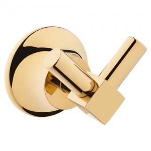 Vitra Juno Double Robe Hook - Gold  [4442323GOLD]