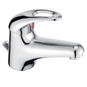 Pegler Izzi Monobloc Basin Mixer - Chrome [4G4093]