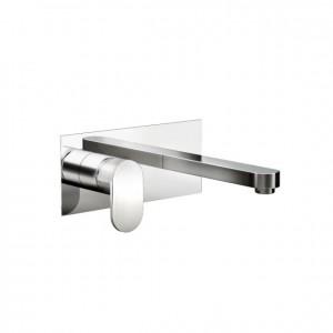 Pegler Strata Blade Wall Mounted Bath Filler - Chrome [4K6057]