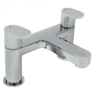 Pegler Strata Blade Bath Filler - Chrome [4K6059]