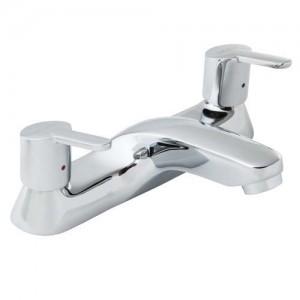 Pegler Araya Bath Filler - Chrome [4S1203]