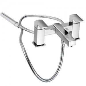 Pegler Manta Bath Shower Mixer - Chrome [4S8005]