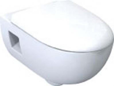 Geberit Smyle Premium Rimless Wall Mounted Pan [500215011]