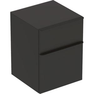Geberit 500357JK1 Smyle Square Low Side Unit - Lava