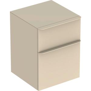 Geberit 500357JL1 Smyle Square Low Side Unit - Sand