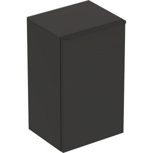Geberit 500360JK1 Smyle Square Reduced Depth Low Side Unit with Left Door - Lava