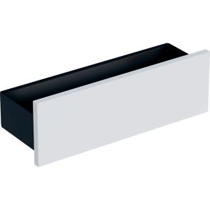 Geberit 500362001 Smyle Square 450mm Box Shelf - White