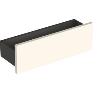 Geberit 500362JL1 Smyle Square 450mm Box Shelf - Sand