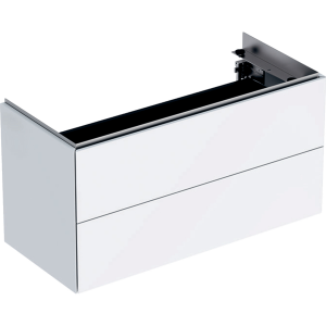 Geberit 500385011 One Cabinet for 900mm Basin - White