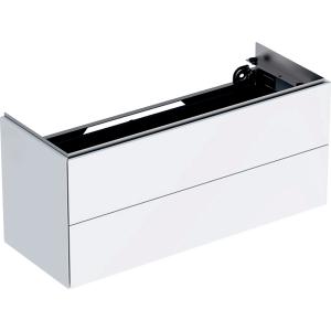 Geberit 500386011 One Cabinet for 1050mm Basin - White