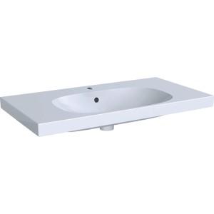 Geberit Acanto Basin 90cm One tap hole - White [500623012]