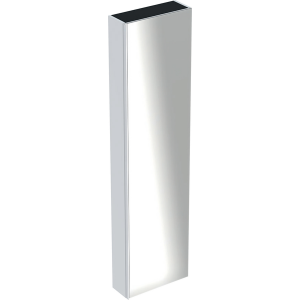 Geberit 500637012 Acanto Tall Cabinet with One Door - White