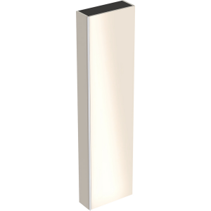 Geberit 500637JL2 Acanto Tall Cabinet with One Door - Sand