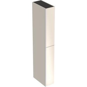 Geberit 500638JL2 Acanto Tall Room Divider Side Unit - Sand