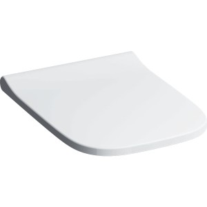 Geberit Smyle Soft close seat and cover with quick release hinges - wrapover [500687011]