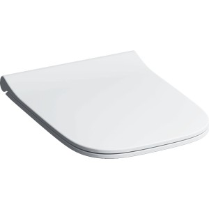 Geberit Smyle Soft close seat and cover with quick release hinges - sandwich [500688011]