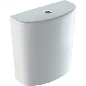 Geberit Selnova Exposed Cistern Close Coupled Flush 4/2.6 or 6/4 Litre - White [501047006]