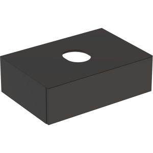 Geberit 501160001 Variform 750mm Cabinet for Lay-on Basin & One Drawer - Lava