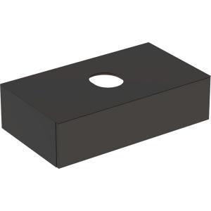 Geberit 501166001 Variform 900mm Cabinet for Lay-on Basin & One Drawer - Lava